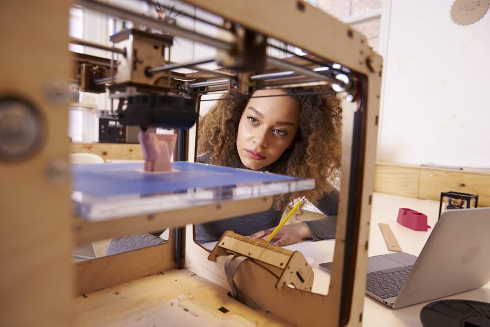 Las impresoras 3D ya están aquí