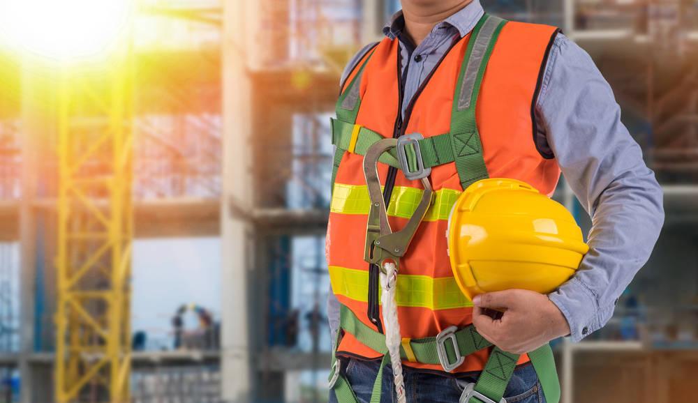 Los riesgos de los trabajos en altura se «simulan»