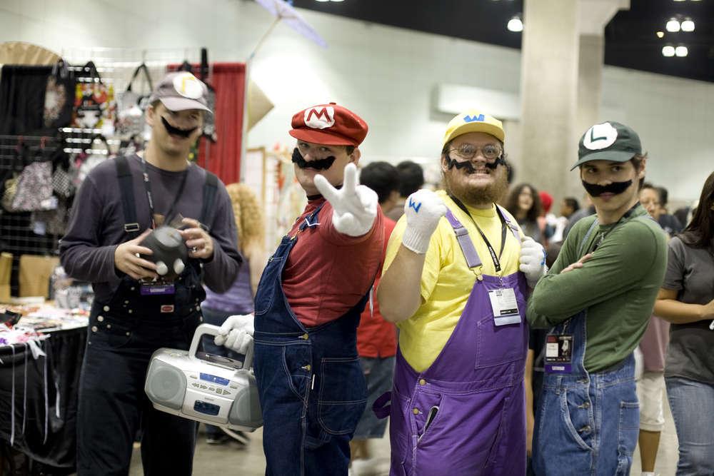 Los disfraces de videojuegos más originales